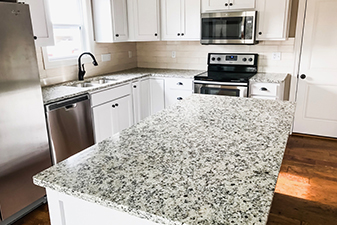 Countertop Projects by Professional Floor Covering Inc. - An Abbey Design Center - Beaver Dam, Wisconsin